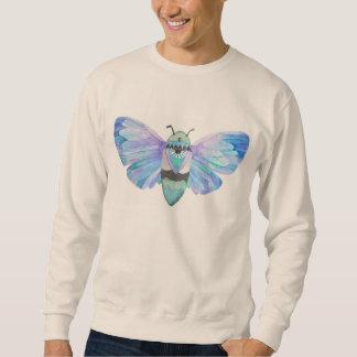 Sweatshirt unisexe d'INSECTE par Megaflora