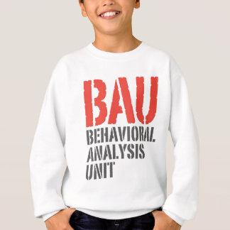 Sweatshirt Unités d'analyse comportementale de BAU