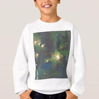 Sweatshirt Univers profond