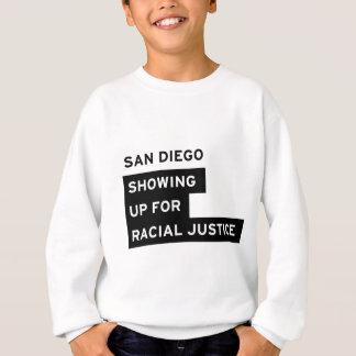 Sweatshirt Usage de logo de SURJ San Diego
