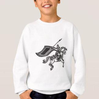 Sweatshirt Valkyrie sur le cheval