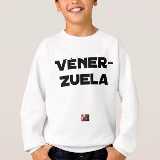 Sweatshirt VÉNER-ZUELA - Jeux de mots - Francois Ville
