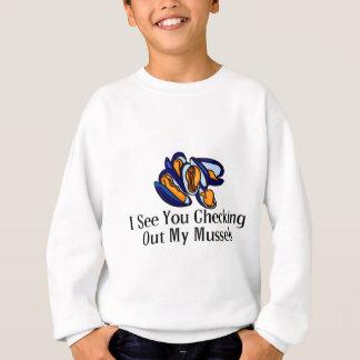 Sweatshirt Vérification des moules