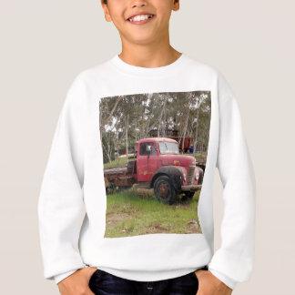 Sweatshirt Vieux camion rouge