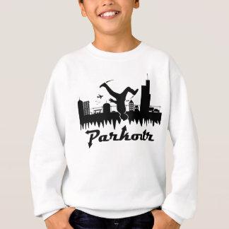 Sweatshirt Ville de Parkour