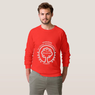 Sweatshirt vintage de Chât de La (avant de logo)