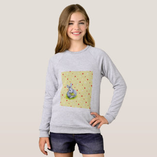 Sweatshirt vintage de lapin