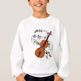 Sweatshirt Violon