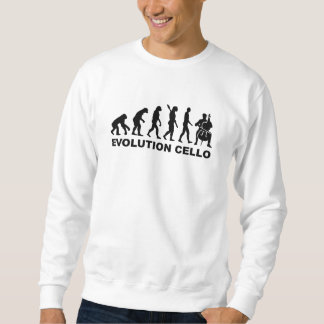 Sweatshirt Violoncelle d'évolution