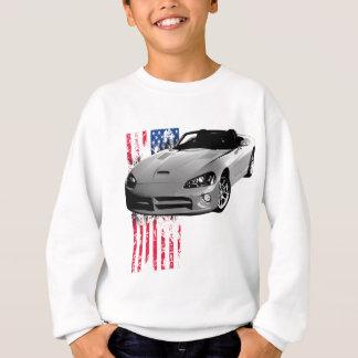 Sweatshirt Vipère des USA