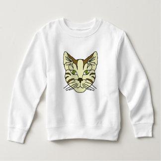 Sweatshirt Visage de chat