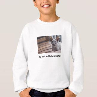 Sweatshirt Visage familier