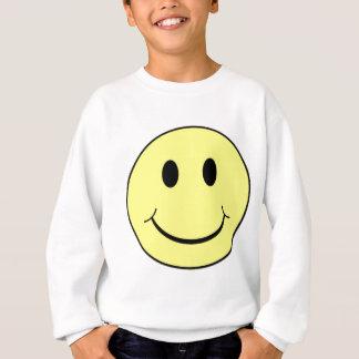 Sweatshirt visage souriant