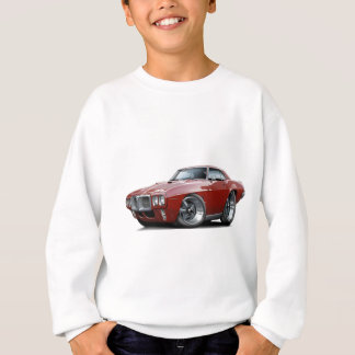 Sweatshirt Voiture 1969 marron de Firebird