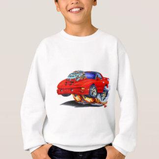 Sweatshirt Voiture 1998-02 de rouge du transport AM de