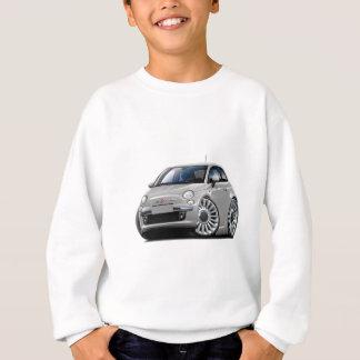 Sweatshirt Voiture argentée de Fiat 500