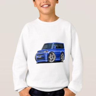 Sweatshirt Voiture de bleu du Scion XB