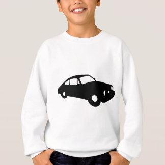 Sweatshirt voiture de course de 911 crus