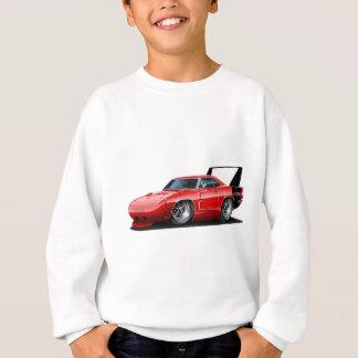 Sweatshirt Voiture de rouge de Dodge Daytona
