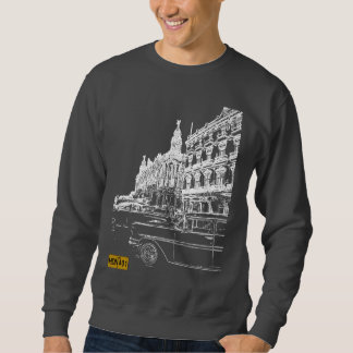 Sweatshirt Voiture du Cuba