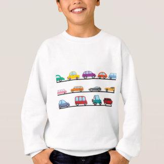 Sweatshirt voitures
