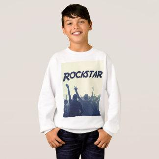 Sweatshirt Vous êtes un Rockstar !