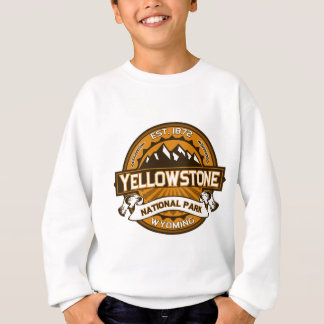 Sweatshirt Yellowstone d'or