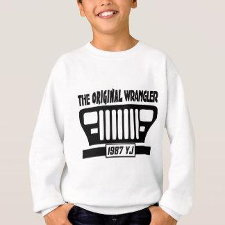 Sweatshirt YJ - Le cowboy original