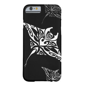 Swimming white Ray Manta 3 Coque Barely There iPhone 6