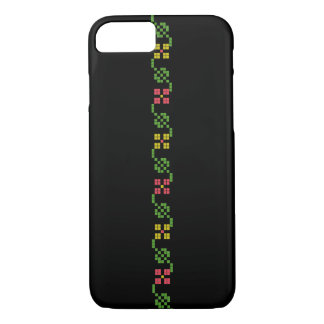 sym ethnique traditionnel de motif de motif de coque iPhone 7