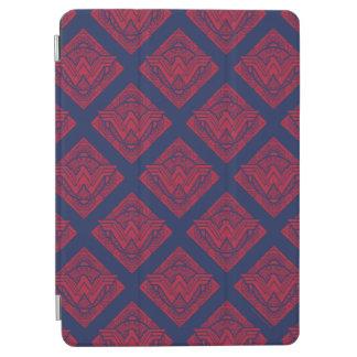 Symbole amazonien de femme de merveille protection iPad air