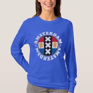 Symbole d'Amsterdam Pays-Bas XXX T-shirt