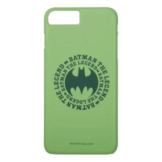 Symbole | de Batman le logo de légende Coque iPhone 7 Plus