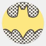 Symbole de Batman Showtime Adhésifs