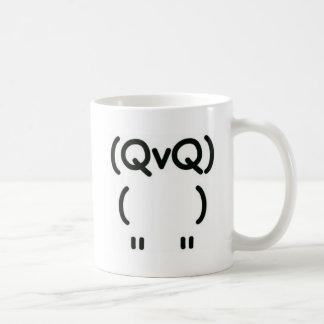 Symbole de hibou mug