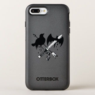 Symbole de joker du peloton | de suicide coque otterbox symmetry pour iPhone 7 plus