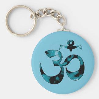 Symbole de l'OM - porte - clé de yoga Porte-clés