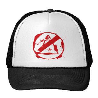 Symbole de Non-Illuminati Casquettes De Camionneur