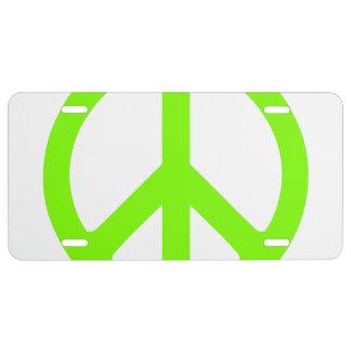 Symbole de paix Chartreuse