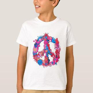 Symbole de paix de Psychdeclic T-shirt