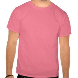 Symbole de pas traînant t-shirt