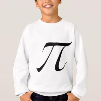 Symbole de pi sweatshirt