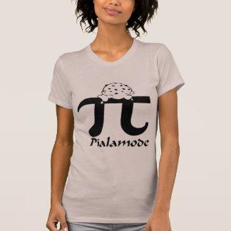 Symbole de pi t-shirt
