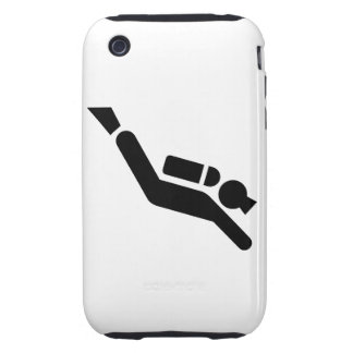 Symbole de plongée à l'air