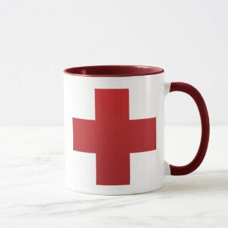 Symbole de santé mug