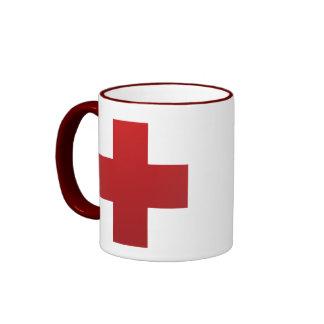Symbole de santé mug ringer