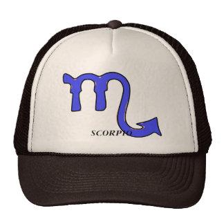 Symbole de Scorpion Casquette