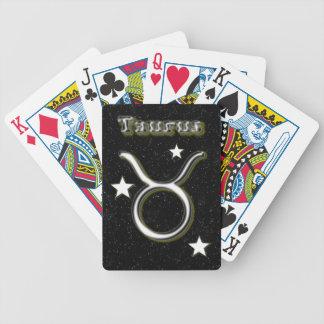 Symbole de Taureau Jeux De Cartes