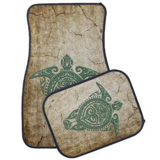 Symbole de tortue de mer de Shamanic + vos idées Tapis De Sol