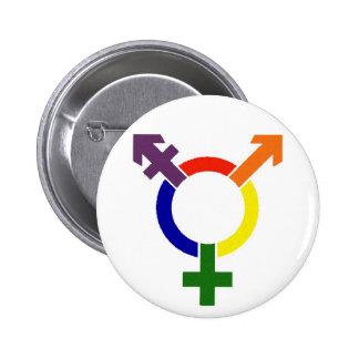 Symbole de transsexuel badges